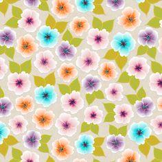 Japanese Liberty fabric by vannina on Spoonflower - custom fabric
