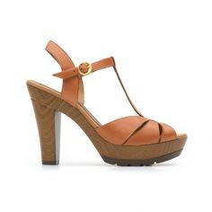01905 - Tan #shoes #zapatos #fashion #moda #goflexi #flexi #clothes #style #estilo #summer #spring #primavera #verano
