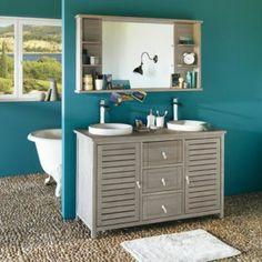 meuble salle de bain double vasque alinea
