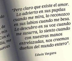 El amor existe...