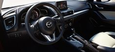 The standards 2014 Mazda 3 competed for Car of the Year in and the Mazda 3 S Five Door Grand Touring is that car's most evolved model. Mazda 3 Sedan, Mazda 3 Hatchback, Mazda 3 2014, Mercedes Amg Gt S, Rx7, Used Cars, Touring, Dream Cars, Benz