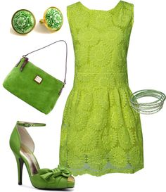 A fashion look from March 2013 featuring no sleeve dress, platform wedding shoes and strap purse. Browse and shop related looks. Bright Spring, Clear Spring, Spring Color Palette, Spring Colors, Cool Style, My Style, Happy Spring, Colourful Outfits, Season Colors