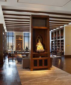 The St. Regis Lhasa Resort—Drawing Room by St Regis Hotels and Resorts, via Flickr