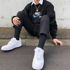 Discover Our Streetwear Chest : Discover Our Streetwear Chest streetwear highsnobiety fashion street styles urban aesthetic outfits men women sneakers hypebeast outfits swag outfits urban outfits ideas outfits moda masculina Edgy Outfits, Mode Outfits, Retro Outfits, Urban Outfits, Grunge Outfits, Fashion Outfits, Fresh Outfits, Swag Outfits, Boy Fashion