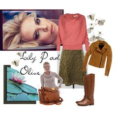 """""""Lily Pad"""" by christinapostell on Polyvore"""