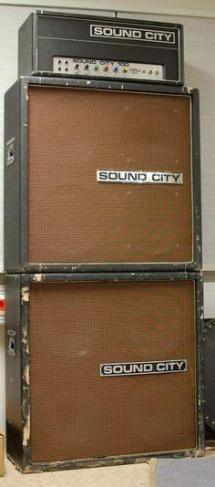 Sound City rig