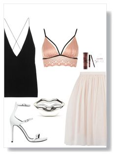 """Untitled #403"" by zahara-vardah ❤ liked on Polyvore featuring Dion Lee, River Island, Boohoo and Kendall + Kylie"