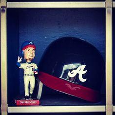 Chipper Bobble Head Night w/  Atlanta Braves
