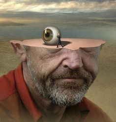 El surrealismo de © Igor Morski #illustration – #fotomanipulación