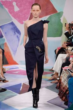 Schiaparelli Fall 2016 Couture Fashion Show
