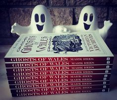 """GHOSTS OF WALES: Join Mark Rees - author of books such as """"Parnormal Wales"""" and host of the """"Ghosts & Folklore of Wales"""" podcast - for a curious journey through the """"most haunted"""" locations in Victorian Wales in search of real-life Welsh ghost stories: """"Spine-chilling reports of two-headed phantoms, murdered knights and spectral locomotives filled the pages of the press. Spirits communicated with the living at dark séances and caused workers to down tools at the haunted mines."""" History Of Wales, Archive Books, Old Pub, Ghost Hunters, Most Haunted, Hair Raising, Ghost Stories, Weird And Wonderful"""