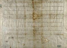 Diplôme de l'empereur Louis le Pieux (817)- LOUIS 1°. 7) PERIODE DES REVOLTES ET DES GUERRES CIVILES (830-835). 7.6: GUERRE CIVILE DE 834 ET RETABLISSEMENT DE LOUIS LE PIEUX, 3: Mais LOTHAIRE est finalement contraint de repartir en Italie. En 835, Louis retrouve son titre d'empereur lors du CONCILE DE THIONVILLE.