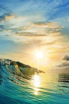 Beautiful Ocean Sunset | Vitaliy Sokol