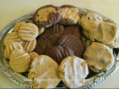 Hundreds of peanut butter cookie recipes for you to enjoy, including chocolate, vegan, gluten free peanut butter cookies and more.