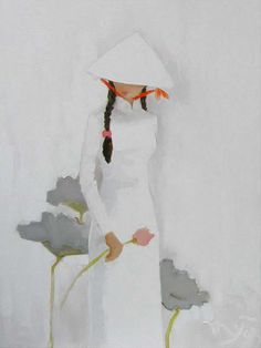 by Nguyen Thanh Binh Lotus Kunst, Lotus Art, Zentangle, Chinese Art, Art Pictures, Photos, Japanese Art, Traditional Art, Asian Art
