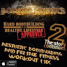 """""""The story continues ... Bornersthetics Music Mix 2 part 2 now online! Download here www.bodybuildingmusicmix.com Your Motivation Music for your Bodybuilding Workout #bodybuildingmusi #workoutmusic Bornersthetics.com: your source for Bodybuilding and Fitness in italiano  con Ticinosthetics, Deutsch  mit Swissthetics, and English  by Hard Bodybuilding is my Healthy Lifestyle http://www.bornersthetics.com #bornersthetics #nearyourhealth #swissthetics #ticinosthetics #hardbodybuildingi"""