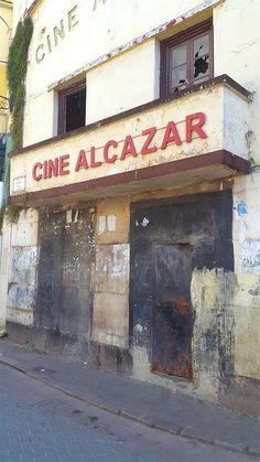 Tanger Medina CINÉMA AL CAZAR Broadway Shows, Fez Morocco
