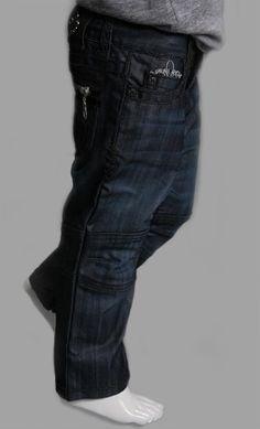 Baby Jeans! Get a pair of LBJC Girl's Baby Denim for your little rock star! 2010 RAW Denim - Hermosa Beach Pocket - www.shoplbjc.com