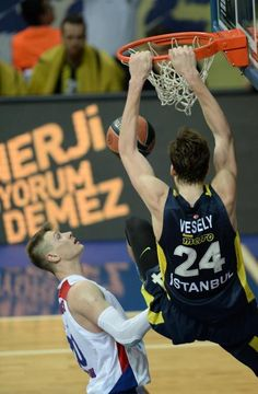 Fenerbahçe Ülker 81-84 CSKA Moskova - Basketbol THY Euroleague - Sayfa 9 Sporx Galeri