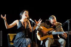 Alba Y Manuel Molina en Caja Sol, organizado por la Fundación Proyecto Don Bosco