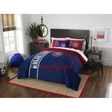 Use this Exclusive coupon code: PINFIVE to receive an additional 5% off the Chicago Cubs MLB Full Comforter Set at SportsFansPlus.com