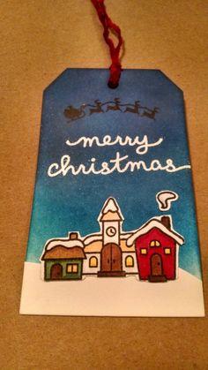 Merry Christmas. #EllenHutsonLLC #TwelveTagsofChristmas