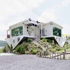 30 Most Amazing Upside Down Houses around the world