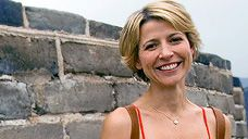 Samantha Brown on the Travel Channel