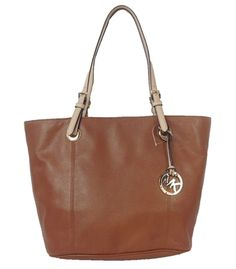 462782f0121f Michael Kors Jet Set Item Large Leather Tote, Luggage List Price: $278.00  Our Price