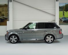 Range Rover Supercharged Autobiography #Luxury Cars