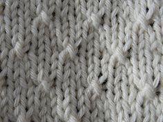Ponto Suíço | Tricoteiras