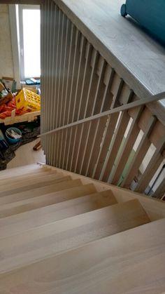 staircase trap leuning modern design railing
