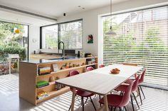 Design Hub - блог о дизайне интерьера и архитектуре: Современный интерьер дома в Тель-Авиве