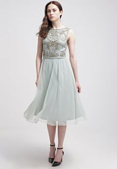 Frock and Frill ROSALIE - Cocktail dress / Party dress - frosty green for £96.00 (03/04/16) with free delivery at Zalando