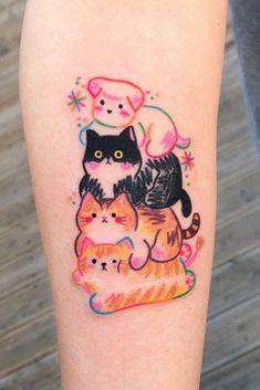 Extrem süßes Tattoo Design für Mädchen – Beauty Life Tips …