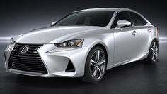 2017 Lexus IS – Men's Gear