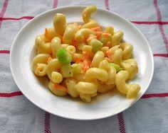 Deli-style macaroni salad - because someone asked. Okay...