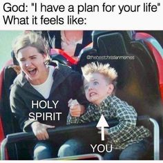 "The Top 14 Most Hilarious Christian Memes. According to the wisest man who ever lived, ""A joyful heart is good medicine. Funny Christian Memes, Christian Humor, Christian Life, Hahaha Joker, I Look To You, Lds Memes, Utah Memes, Church Humor, Catholic Memes"
