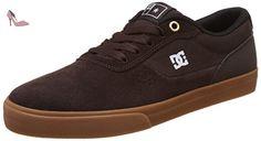 DC - Trasé Tx lowtop Chaussures Jeunes hommes -, EUR: 43, Grey/Black/Green