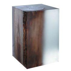 acrylic galss driftwood furniture 8