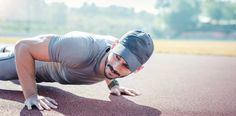 A new study has found bodyweight exercises you can do at home are just as good as a gym workout.