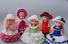 Não foi feito por mim, achei essas lindas bonecas na web.