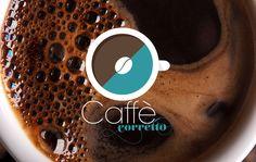 Caffè Corretto Branding on Behance