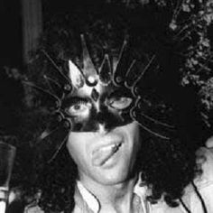 A bunch of Brian May's pretty face