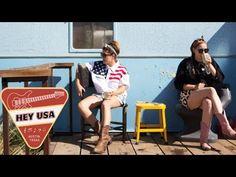 Butt-Slapping at the Broken Spoke | Texas | HeyUSA - YouTube Grace Helbig  Mamrie Hart  YouTubers  #teaminternet