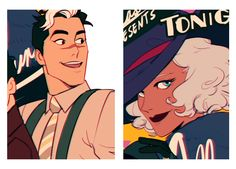 Sneak peeks of my piece for In Shining Armor: A 1930's Voltron Zine Preorders open until March 13! lemonboba.tictail.com/products/zine