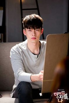 Hyun Bin in Hyde,Jekyll, Me ♡ Asian Actors, Korean Actors, Hyde Jekyll Me, Han Ji Min, Kim Bum, Soul Songs, Jung Hyun, Joo Won, Kdrama Actors