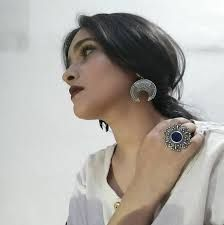 style yourself with silver ethnic jewelry Ethnic Jewelry, Earrings, Silver, How To Wear, Style, Fashion, Swag, Moda, Fashion Styles
