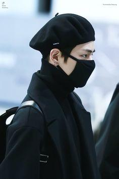 Bts v kim taehyung Foto Bts, Bts Photo, Jimin, Bts Bangtan Boy, Bts Airport, Airport Style, Video Daddy, Super Junior, Bts Kim