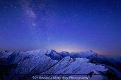 30+ Beautiful Milky Way Photography